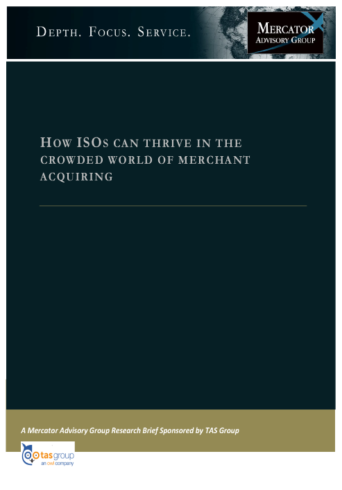 ISOs and Merchant Aquiring 